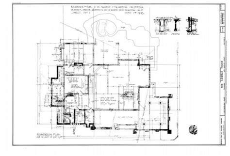 gamble house floor plan the gamble house in pasadena e architect