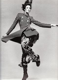 Classic Footage Seymour Photographed By Richard Avedon 1994 by Seymour The Fashion Spot Seymour