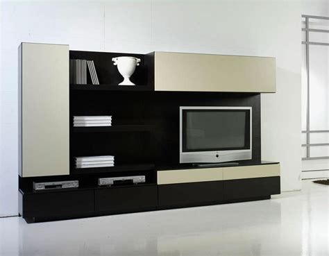 modern tv units modern all in one tv unit and cabinet wall storage system