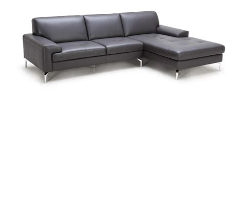 modern sectional with chaise dreamfurniture com tansy modern brown sectional sofa