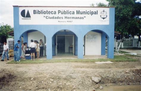 biblioteca p blica municipal de lo za ejemplo de formato de biblioteca p 250 blica municipal ciudades hermanas