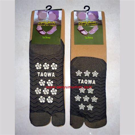 Handsock Cincin Bunga Cantik kaos kaki anti licin motif bunga dan bintang ijtihad wa
