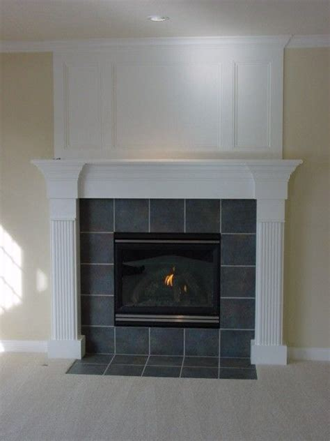 wood panel fireplace paneled fireplace home diy