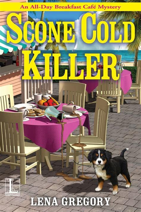 scone cold killer books lena gregory