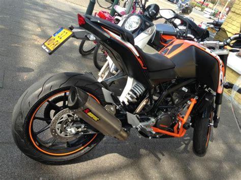 Ktm Duke 125 Akrapovic Buy Ktm Duke 125cc Abs On 2040 Motos