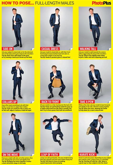 7 Tricks To Remember When Posing For Photographs by How To Pose Length Males Free Posing Guide Digital