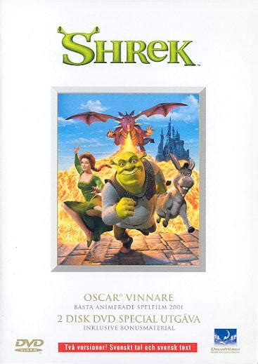 Special Edition 2 shrek special edition 2 disc dvd discshop se