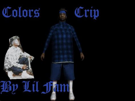 crips color gtagarage 187 colors crips modpack screenshots