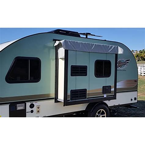 Rv Slide Out Awning by R Pod Slideout Wall Cover For Model 179 Pahaque Custom