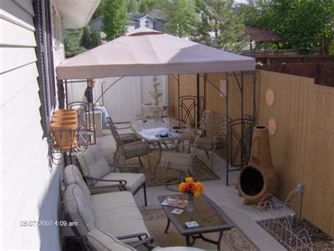 Patio Designs For Small Spaces Narrow Deck Designs Small Spaces And Narrow Narrow Patio 10x30 Patios