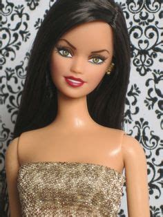fashion doll reroot tutorial 1000 images about barbies on brunettes