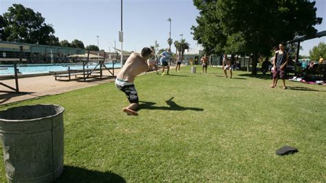 backyard cricket mega gallery splashing through a riverina summer the
