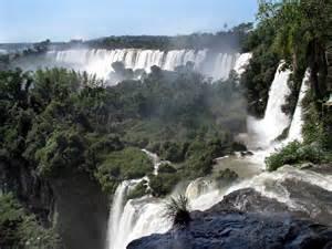 Parque nacional iguazu argentina a word in your ear