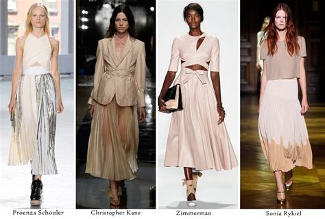 2014 a time for pleats style