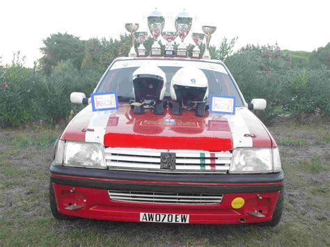 peugeot cars for sale peugeot 205 gti 1600 1 176 series group a htp j1 rally cars