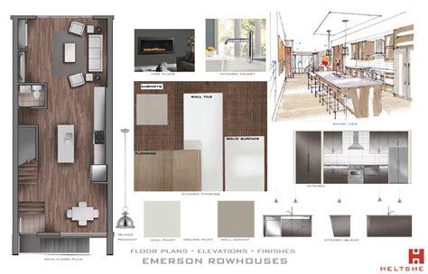 interior finish board  interior design