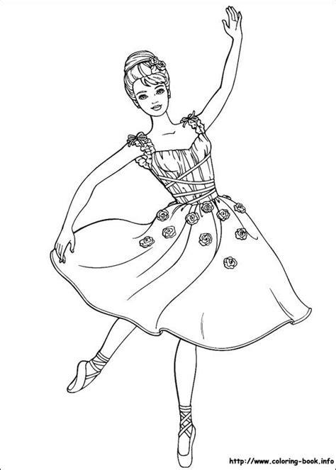 elegant barbie coloring pages ballerina coloring page angelina quot ballerina quot 1st bday