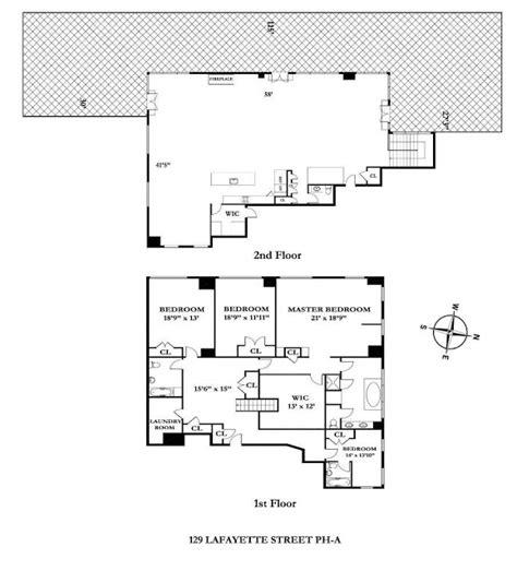 One57 Floor Plan by Rihanna S 14 Million Dollar Nyc Penthouse New York