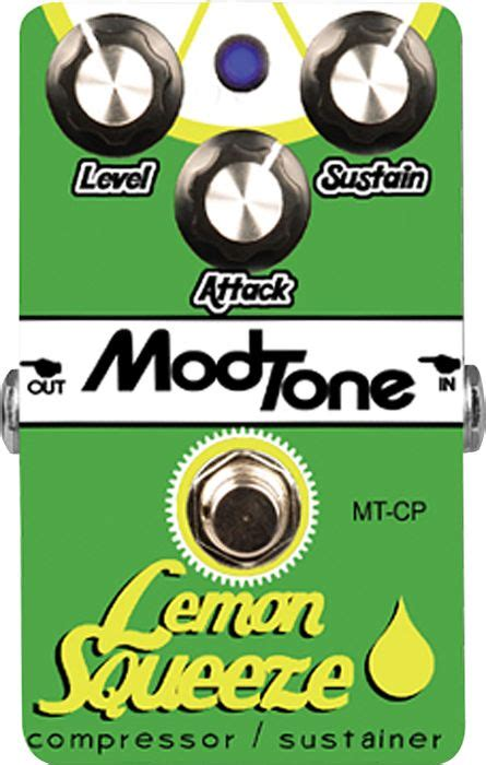 Cp Emon by Modtone Mt Cp Lemon Squeeze Compressor Sustainer