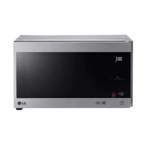 lg cabinet microwave lg 0 9 cu ft counter top microwave oven with neochef smart inverter walmart ca