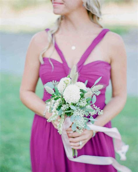 Bridesmaid Bouquets by 38 Ideas For Your Bridesmaids Bouquets Martha Stewart
