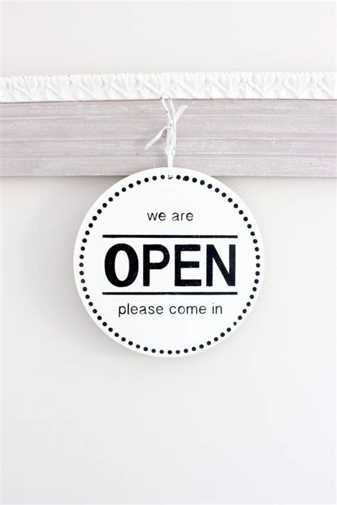 printable were closed sign free business signs pinterest sign