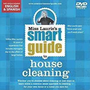 libro a manual for cleaning miss laurie s smart guide to house cleaning amazon com mx