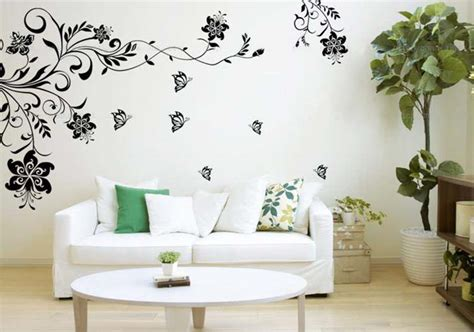 Theres A Interesting Article In Todays Wall by Stickers On The Wall A Simple Way To Make Your Interior