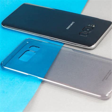 Samsung Galaxy S8 Plus Clear Cover Original Violet official samsung galaxy s8 clear cover black