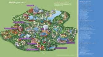 Disney World Map Pdf walt disney world map images amp pictures becuo