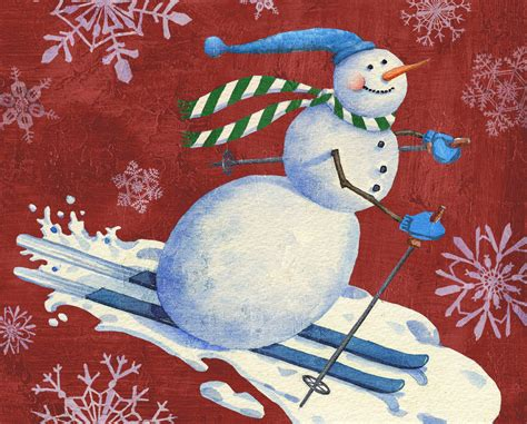 snowman paul returns to the winter olympics books needlepoint canvases new arrivals the needlepoint co