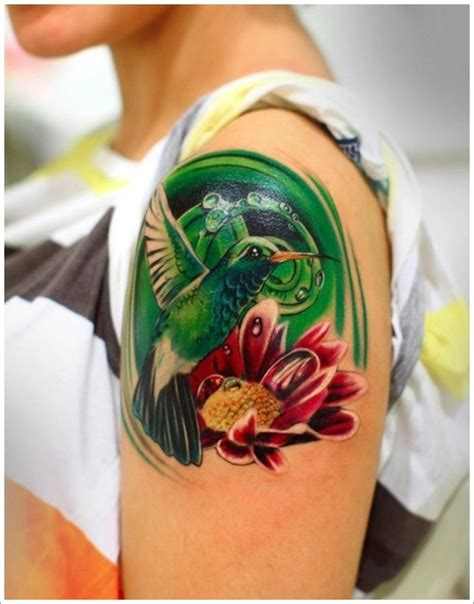 3d hummingbird tattoos 99 stunning hummingbird ideas