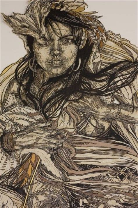swoon biography artist 17 best images about making marks on big space on