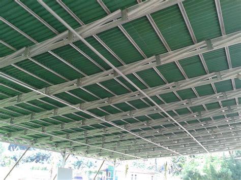 Canopy Sidoarjo Galvalum   Canopy Besi   kanopi Stainless