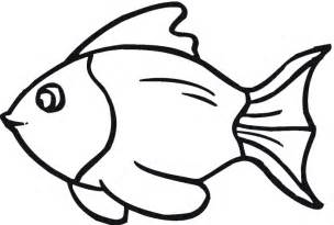 fish outlines clipart best