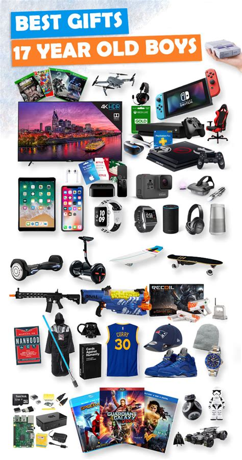 ideas for 10 year old boy gift 2018 gifts for 17 year boys buzz