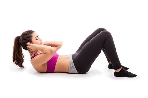 how do you a to sit how many sit ups should you do a day to lose weight livestrong