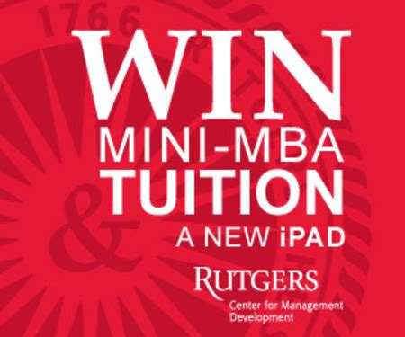 Rutgers Mba Fees 10 steps to build brands and roi using social media promotions