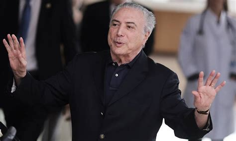 What Does The President Do After He Leaves Office by Michel Temer Visita Inep Para Acompanhar Aplica 231 227 O Do Enem 2017 Jornal O Globo