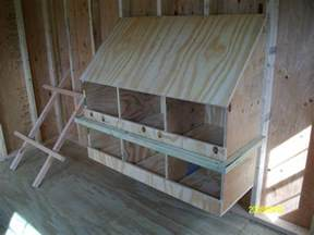 Backyard Hen House Denny Yam Chicken Coop Plans 4x8