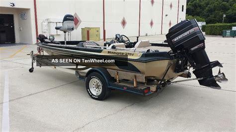 ranger 375v bass boat 1988 ranger 375v