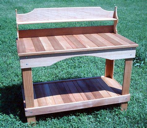 planting bench plans planting bench plans 28 images woodwork outdoor
