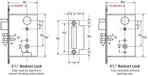 schlage mortise lock template contemporary door lever mortise lockset omnia 12762