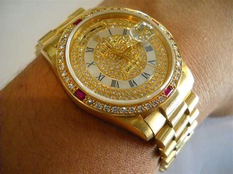 Ciri Ciri Jam Tangan Emas ini alasan ilmiah islam melarang pria pakai emas salam