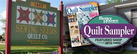 Quilt Shops On Line sewing seeds quilt co in new ulm mn quilting kits