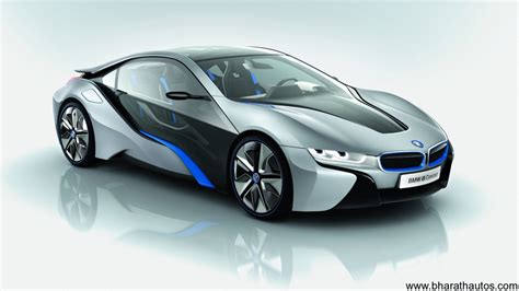 hybrid cars bmw bmw i8 petrol hybrid concept car unveiled
