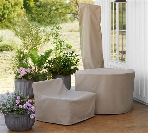 pottery barn furniture abbott custom fit outdoor furniture covers pottery barn
