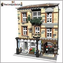 lego bauanleitungen haus modular blumengesch 228 f bauanleitung benutzerdefinierte