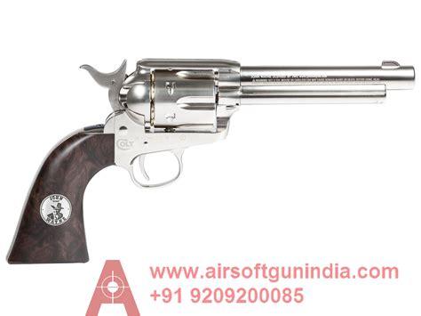 T Shirt Kaos Airsoft Colt Saa colt peacemaker saa co2 revolver nickel airsoft gun india