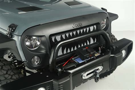 grill inserts for jeep grille insert for spartan quot angry quot grille 2007 2015